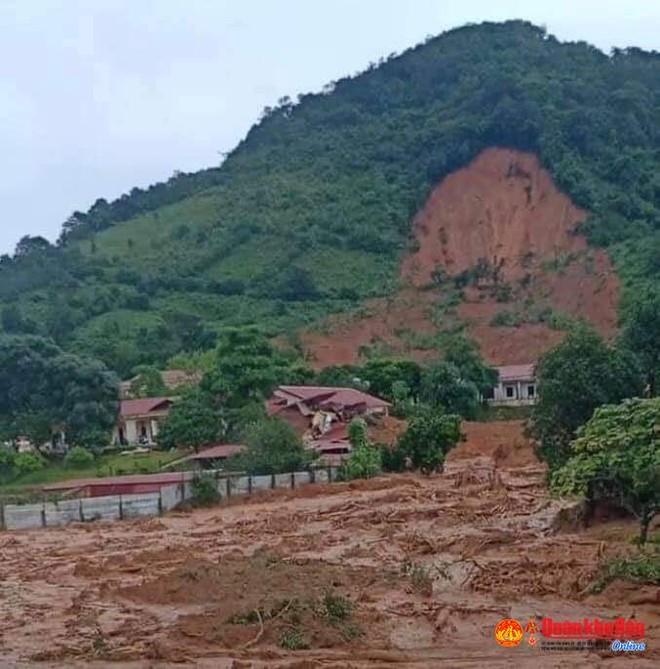 Vụ sạt lở tại Quảng Trị: 5 người được cứu sống, đã tìm thấy 14/22 thi thể bị vùi lấp ảnh 1