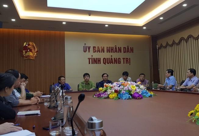 [Tin nhanh sáng 18-10-2020] Ứng cứu hơn 20 cán bộ, chiến sĩ Sư đoàn 337 bị nạn ở Quảng Trị ảnh 1
