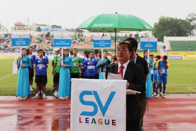 Màn khởi động sôi nổi của SV-League 2020 ảnh 1
