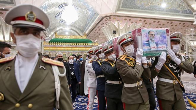 Chi tiết mới về vụ ám sát nhà khoa học hạt nhân hàng đầu Iran ảnh 1