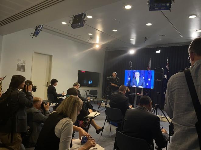 Thủ tướng Australia họp khẩn, đòi Trung Quốc xin lỗi vì bức ảnh thái quá ảnh 2
