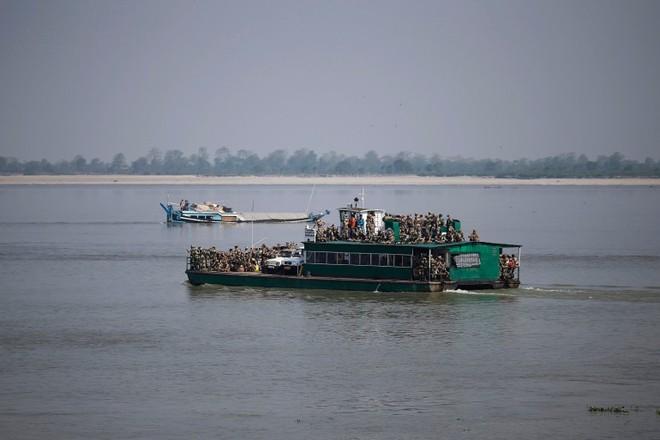 Ấn Độ và Trung Quốc lại ganh đua khi xây đập trên sông Brahmaputra ảnh 1