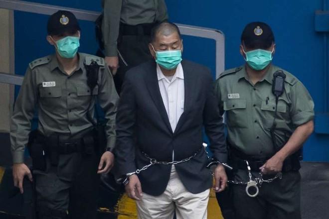 Ông trùm truyền thông Hồng Kông bị khởi tố vì tội liên quan đến an ninh quốc gia ảnh 1