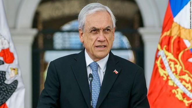 Tổng thống Chile nộp phạt 3.500 USD vì không đeo khẩu trang ảnh 1