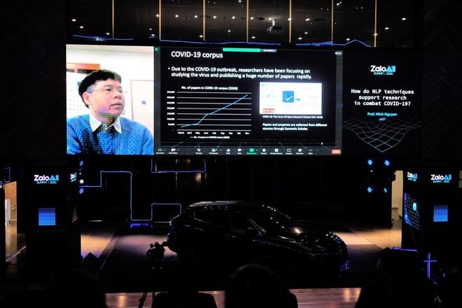 Zalo AI Summit 2020 ra mắt trợ lý ảo tiếng Việt Kiki ảnh 3