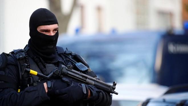 Xả súng ở Berlin, 4 người nhập viện ảnh 1