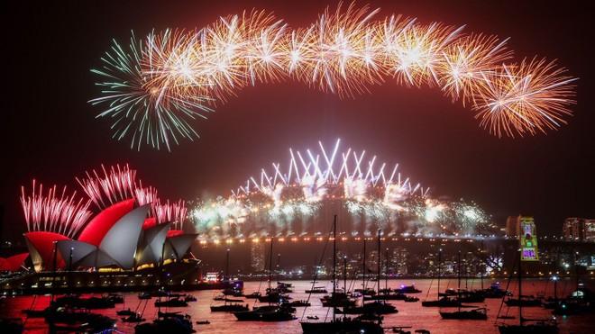 Sydney khuyến cáo người dân xem pháo hoa đêm giao thừa ở nhà ảnh 1