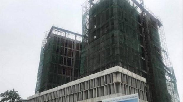 [Tin nhanh tối 2-1-2021] Nghệ An: Đứt thang cuốn khiến 11 công nhân thương vong ảnh 1