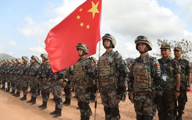 Điều khác lạ trong chỉ thị đầu năm của Chủ tịch Trung Quốc tới quân đội nước này ảnh 1