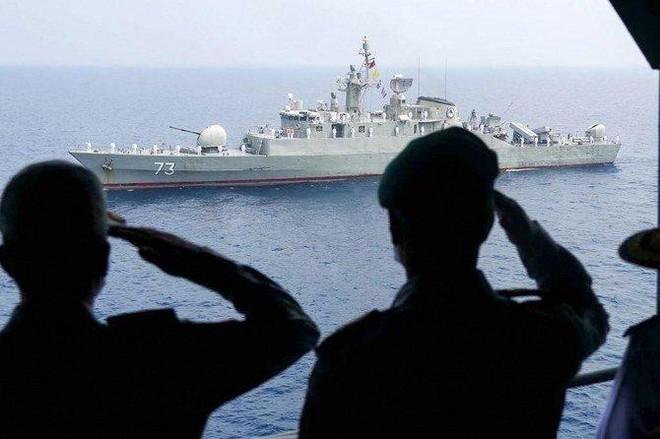 Iran tập trận tên lửa giữa lúc căng thẳng với Mỹ ảnh 1