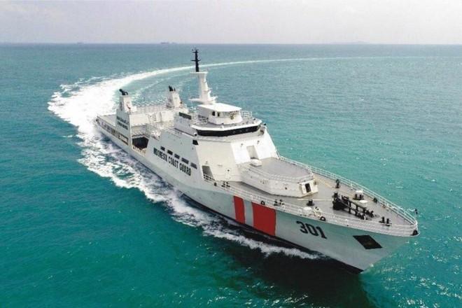 Tàu nghiên cứu của Trung Quốc đi vào vùng biển Indonesia, tắt định vị ảnh 1