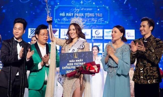 [Tin nhanh tối 16-1-2020] Phạt 90 triệu đồng BTC Hoa hậu Doanh nhân sắc đẹp Việt Nam ảnh 2