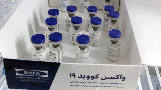 """Iran không dùng vaccine Mỹ vì """"thiếu tin tưởng"""" ảnh 1"""
