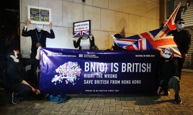 Thủ tướng Anh ca ngợi chương trình thị thực mới cho công dân Hồng Kông ảnh 1