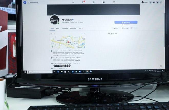 Facebook gây sốc khi chặn tin tức ở Australia ảnh 1