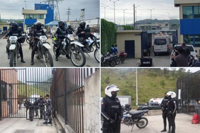 [Video] Ít nhất 67 người thiệt mạng trong các vụ bạo loạn ở nhà tù Ecuador ảnh 1