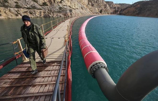 Phó Thủ tướng Crimea: Vấn đề nước sạch sẽ được giải quyết vào mùa hè 2021 ảnh 1