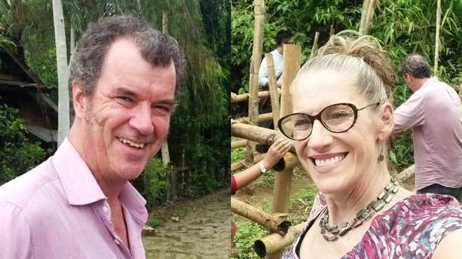Hai công dân Australia bị quản thúc tại gia ở Myanmar được trả tự do ảnh 1