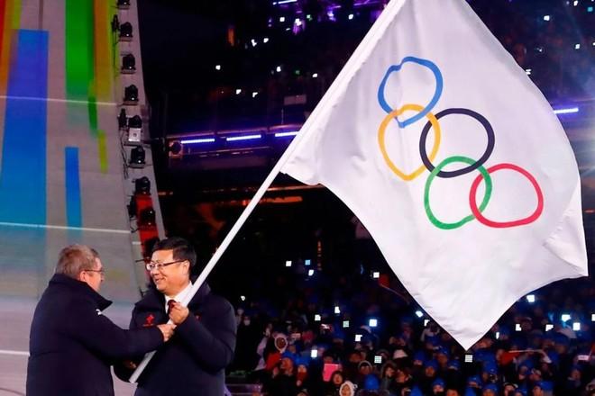 Mỹ xem xét tẩy chay Thế vận hội mùa đông Bắc Kinh 2022 ảnh 1