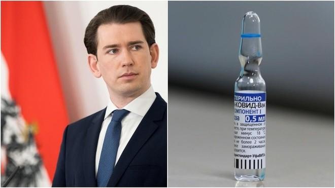 Thủ tướng Áo thông báo đặt mua 1 triệu liều vaccine Covid-19 của Nga ảnh 1
