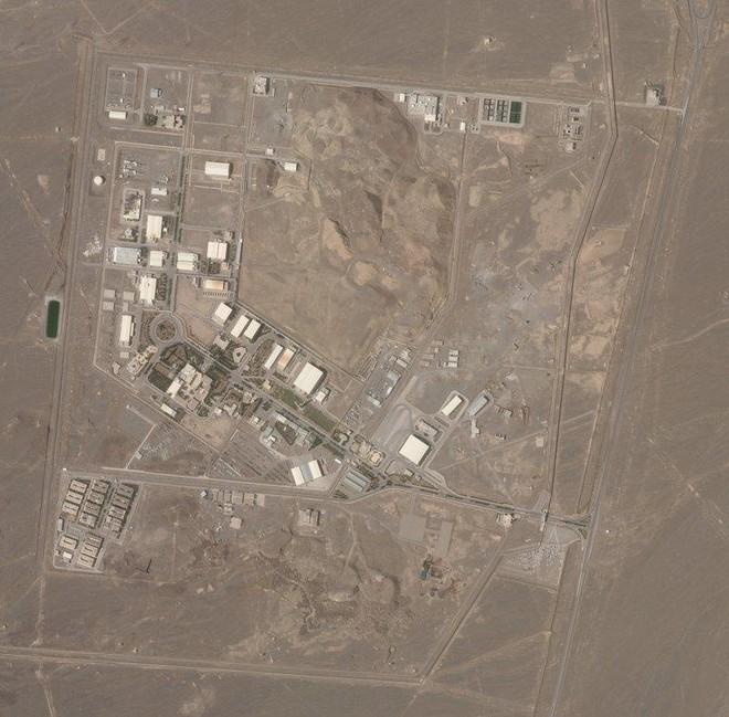 Vừa khởi động máy ly tâm, cơ sở hạt nhân Iran gặp sự cố ảnh 1