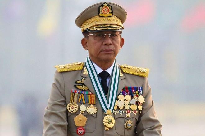 Lãnh đạo quân đội Myanmar sẽ tham dự Hội nghị cấp cao ASEAN ảnh 1