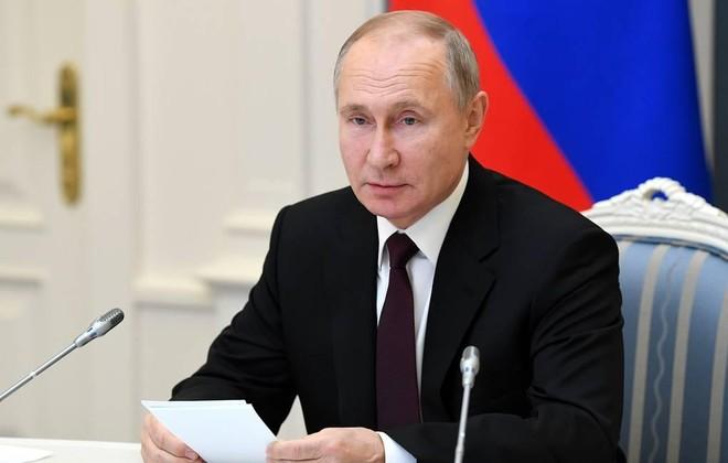 Năm 2020, mức thu nhập của Tổng thống Nga Putin là bao nhiêu? ảnh 1