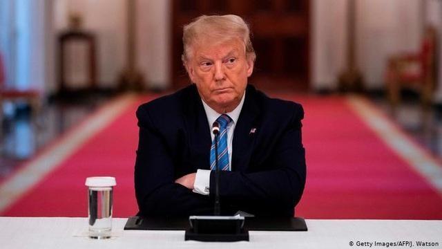 Cựu Tổng thống Mỹ Donald Trump chỉ trích thời hạn rút quân khỏi Afghanistan vào 11-9 ảnh 1