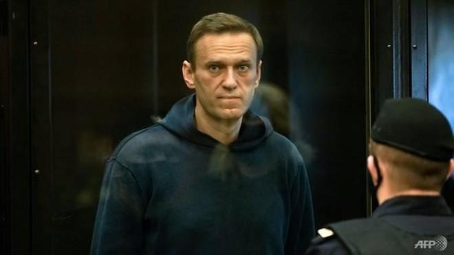 Nhân vật đối lập Nga Navalny sẽ được chuyển tới bệnh viện sau 3 tuần tuyệt thực ảnh 1