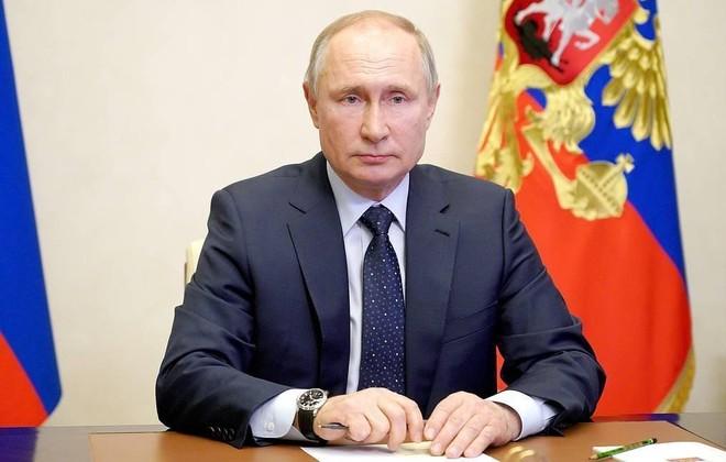 Tổng thống Nga Putin sẵn sàng đối thoại với người đồng cấp Ukraine tại Matxcơva ảnh 1