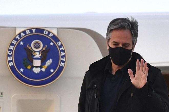 """Ngoại trưởng Mỹ: Trung Quốc """"hung hăng hơn ở nước ngoài"""" ảnh 1"""