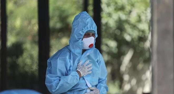 """Bệnh """"Nấm đen"""" chết người sau điều trị Covid-19 ở Ấn Độ ảnh 1"""
