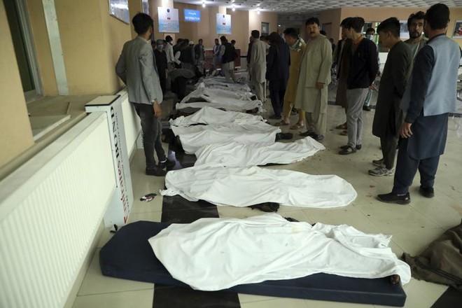 Lo ngại gia tăng sau vụ đánh bom trường học ở Afghanistan ảnh 1