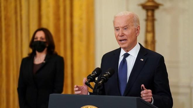 Ông Biden nói Nga 'có một số trách nhiệm' về vụ tấn công mạng nhiên liệu của Mỹ ảnh 1