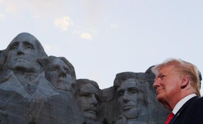 """Tổng thống Biden hủy dự án """"Vườn các anh hùng nước Mỹ"""" do ông Trump khởi xướng ảnh 1"""