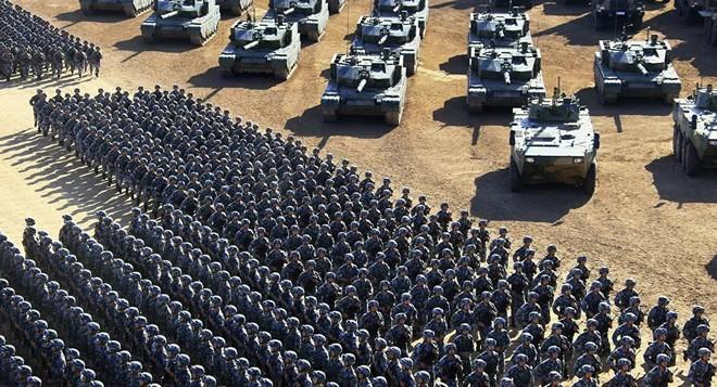 Mỹ chỉ ra điểm yếu của quân đội Trung Quốc ảnh 1