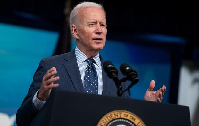 Tổng thống Mỹ Joe Biden mời người đồng cấp Ukraine đến Washington ảnh 1