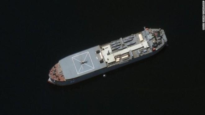 Mỹ theo dõi sát 2 tàu chiến Iran lần đầu được điều đến Đại Tây Dương ảnh 2