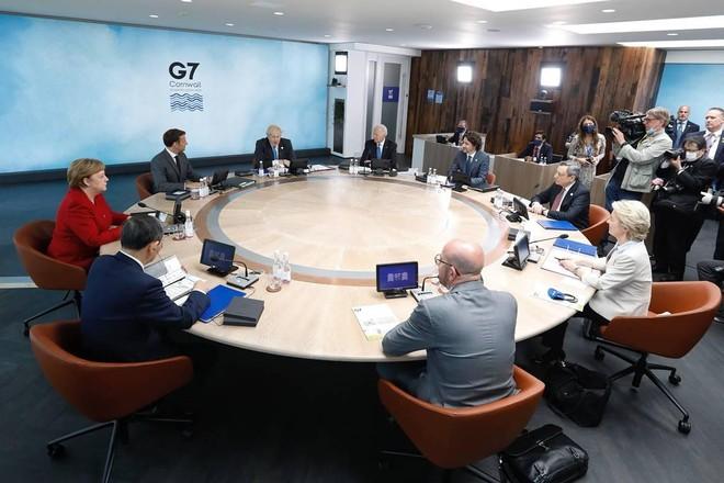 """Trung Quốc kêu gọi G7 ngừng """"vu khống"""" Bắc Kinh ảnh 1"""