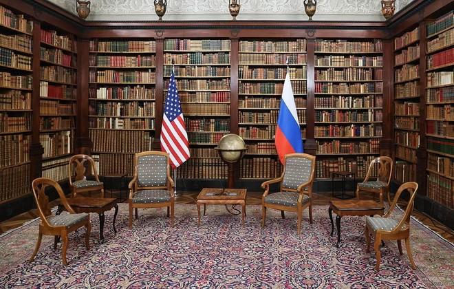 Những thông tin cập nhật mới nhất về Hội nghị thượng đỉnh Mỹ - Nga ảnh 1