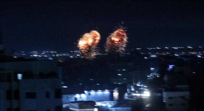 Israel lại không kích Gaza sau chưa đầy 1 tháng ngừng bắn ảnh 1