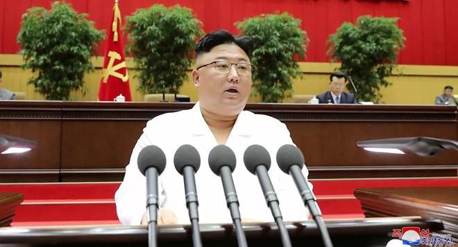 """Lãnh đạo Triều Tiên tuyên bố sẵn sàng cho cả """"đối thoại và đối đầu"""" với Mỹ ảnh 1"""