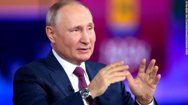 Tổng thống Putin: 'Các biện pháp trừng phạt từ Mỹ thậm chí còn có tác dụng tốt cho Nga' ảnh 1