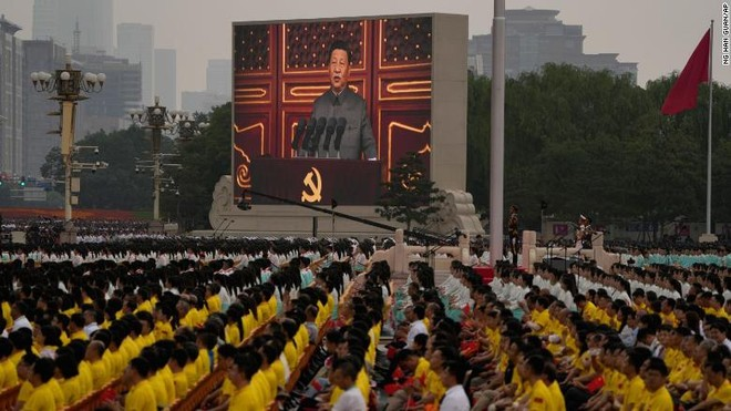 Ông Tập Cận Bình cảnh báo tới nước ngoài muốn 'bắt nạt' Trung Quốc ảnh 1