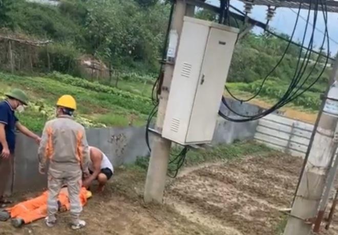 [Tin nhanh sáng 11-7-2021] Cắt trộm dây cáp điện, bị ngã xuống đất tử vong ảnh 2