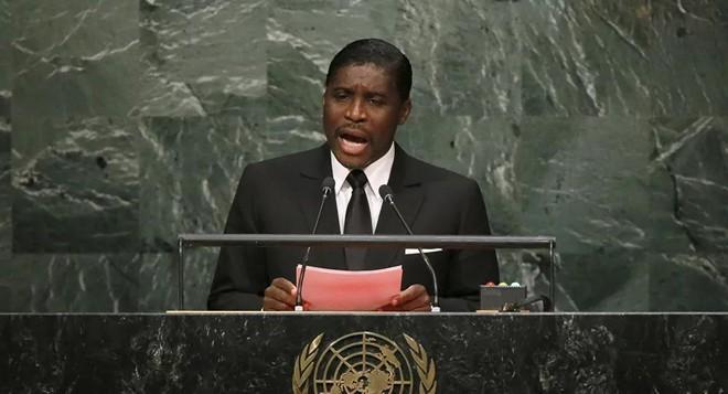 Guinea Xích đạo đóng cửa Đại sứ quán tại Anh trả đũa lệnh trừng phạt con trai Tổng thống ảnh 1