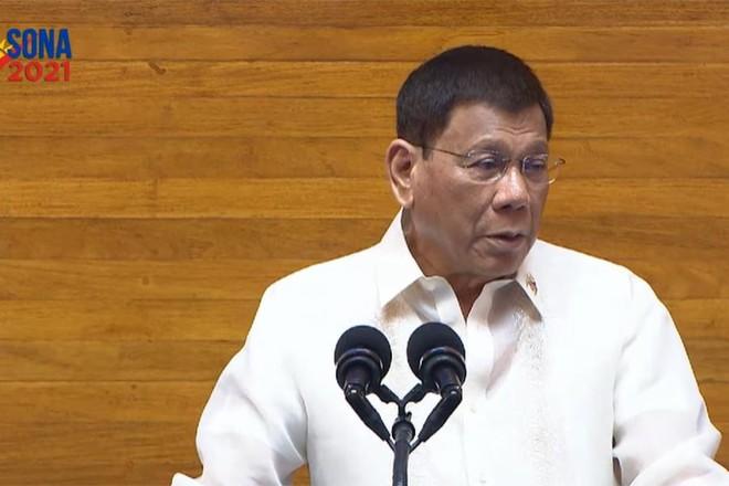 Ông Duterte có khả năng tranh cử Phó Tổng thống Philippines năm 2022 ảnh 1