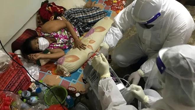 Bệnh nhân Covid-19 được trả về quê để giảm tải cho Bangkok ảnh 2