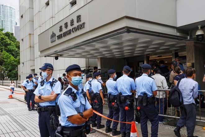 Người đầu tiên bị kết án 9 năm tù theo luật an ninh quốc gia tại Hồng Kông ảnh 1