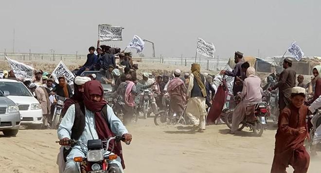 Taliban tấn công văn phòng Liên hợp quốc ở Afghanistan ảnh 1